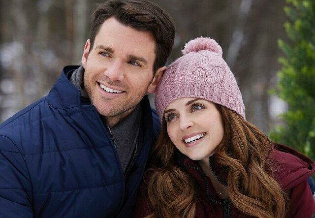 In Jen Lilley's New Hallmark Movie the Characters Meet Cute and Quirky