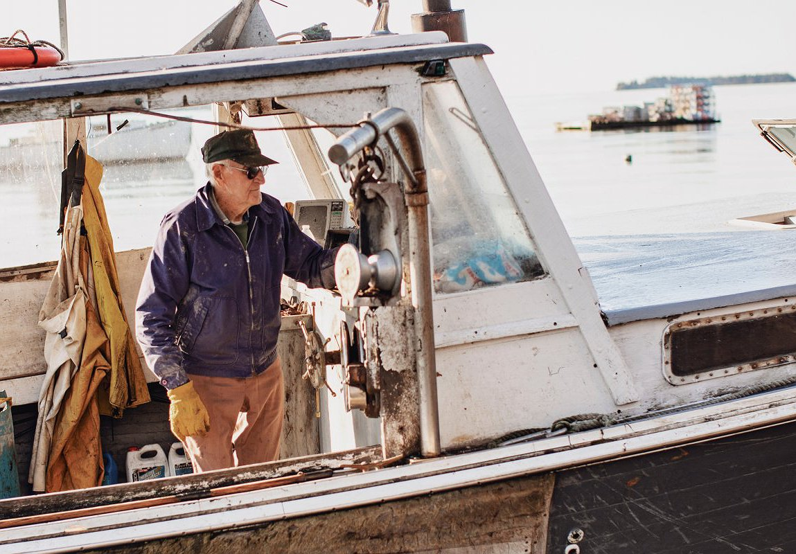 Marketing Lessons From a 97-Year-Old Lobsterman