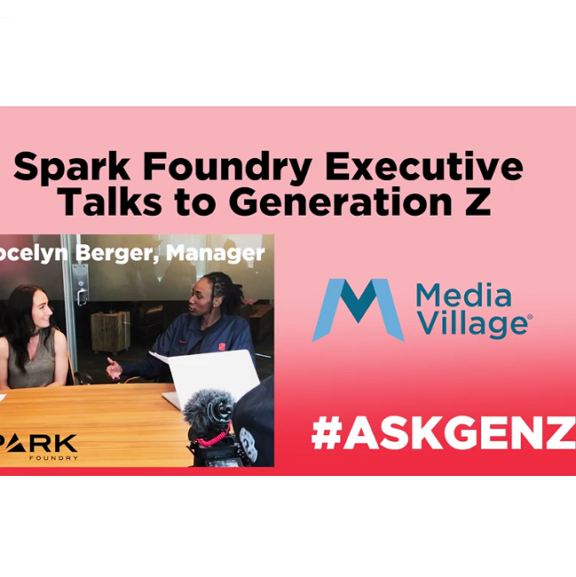 Preview image for article: A Spark Foundry Manager Shares Thoughts for Gen Z Industry Newcomers