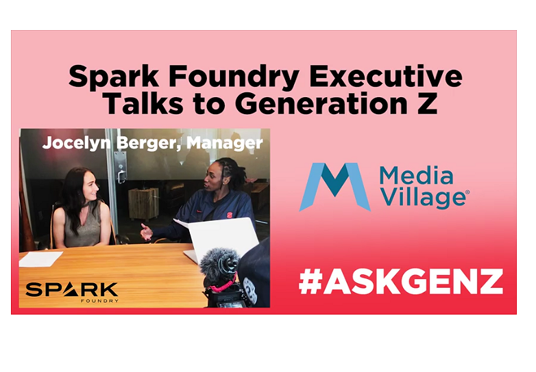 A Spark Foundry Manager Shares Thoughts for Gen Z Industry Newcomers