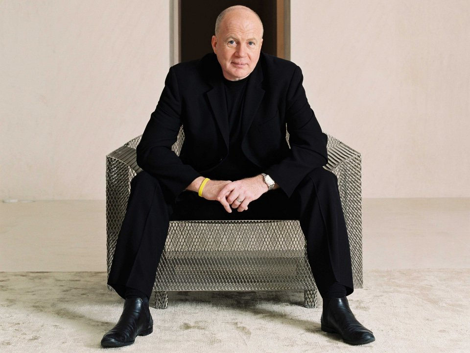 Cover image for  article: A Thank You Note to Saatchi & Saatchi's Kevin Roberts
