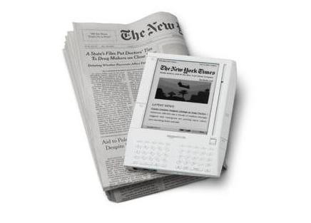 Cover image for  article: Taking the News and the Paper Out of Newspapers