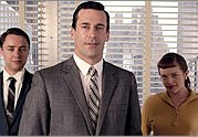 Glory Days of Madison Avenue Come Alive Again in New AMC Series Mad Men