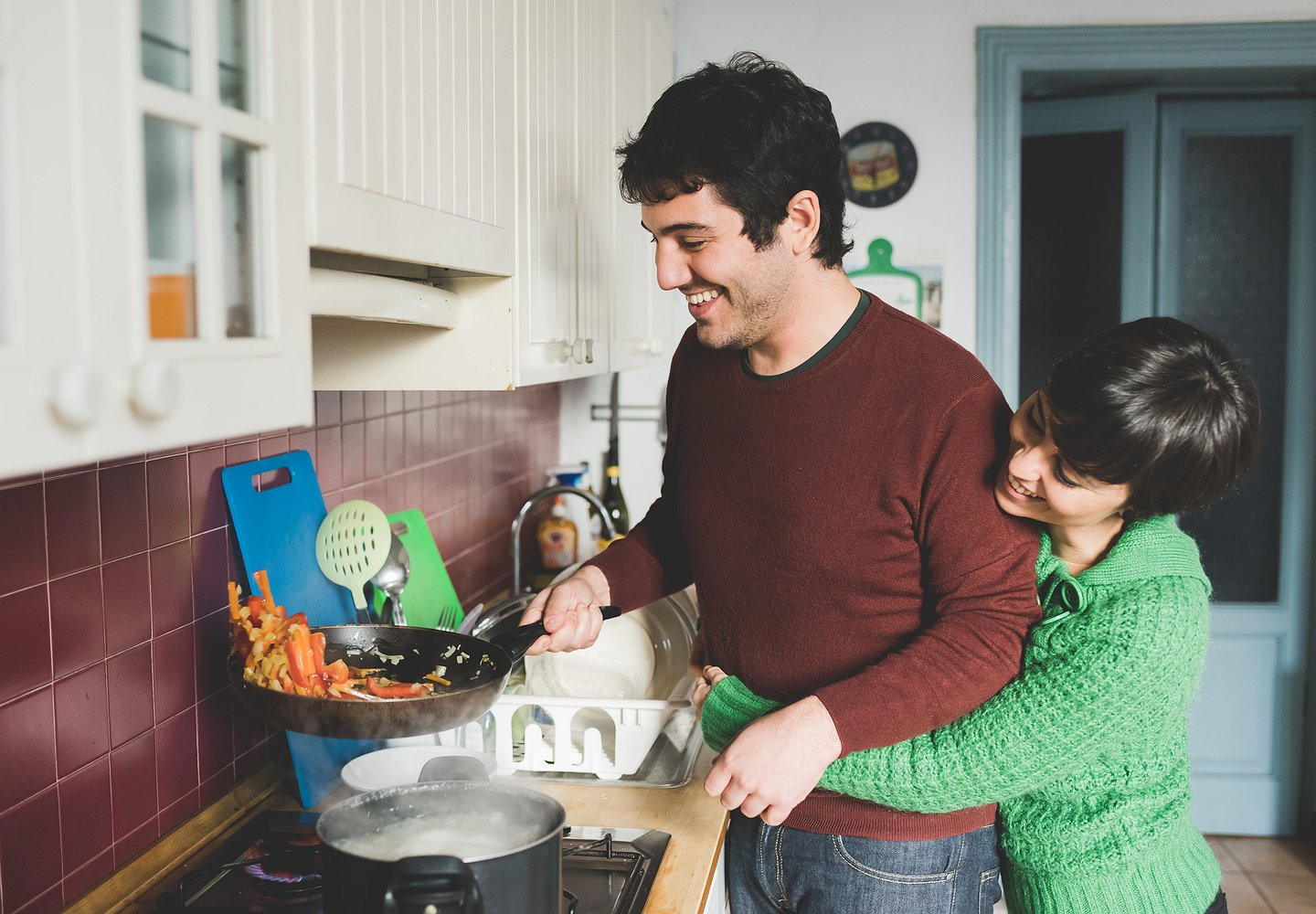 Co-Parenting and the Rise of the Cooking Dad