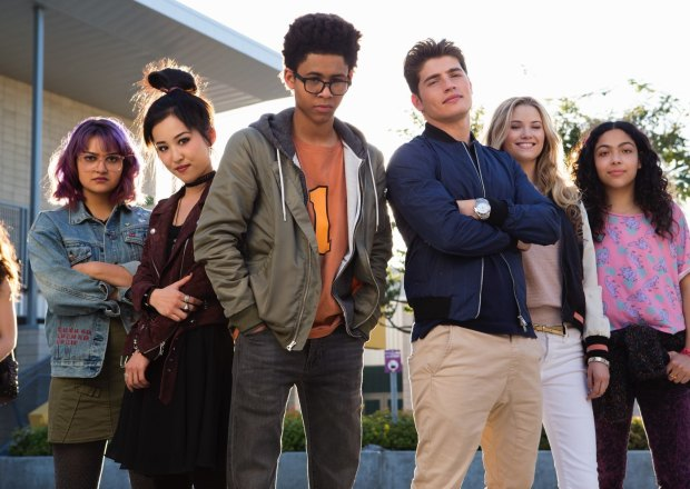 "Cover image for  article: ""Marvel's Runaways"" Flips Societal and Gender Expectations"