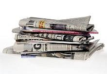 Newspapers, Conferences and Advertorials -- Brian Jacobs