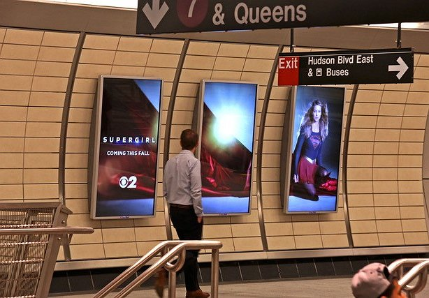 Outfront:  A Historic Future for OOH in NYC