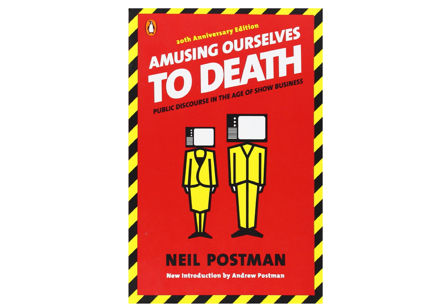 Ex-CIA Official on Amusing Ourselves to Death. Neil Postman Updated