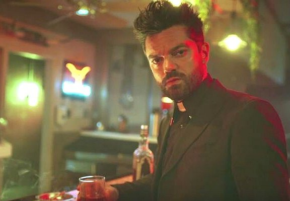 "Warning! AMC's ""Preacher"" Will Be TV's Next Big Thing"