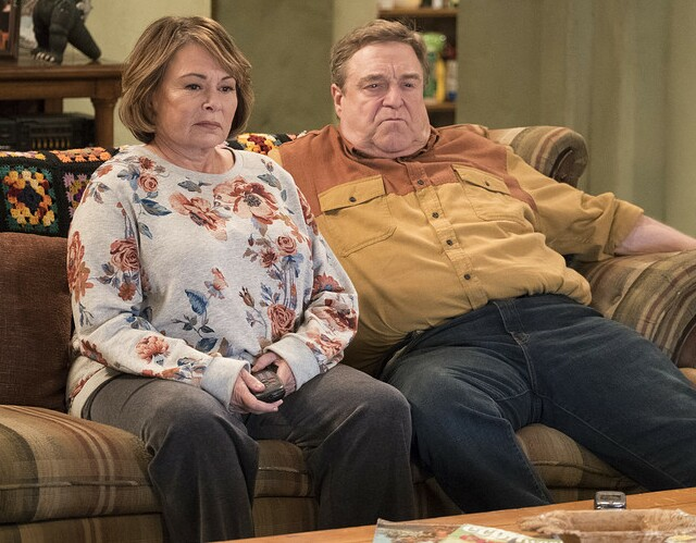 "Cover image for  article: ""Roseanne"" Barred: Racist Tweet Gets Show Cancelled"