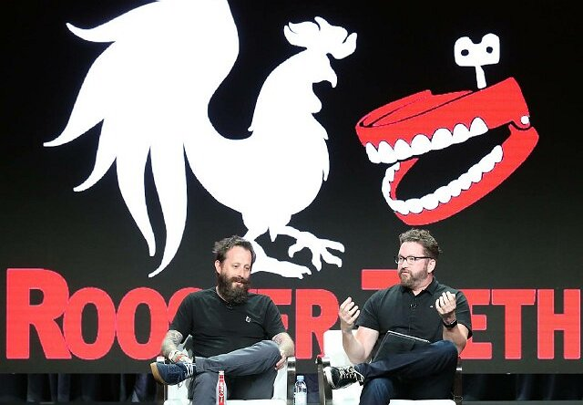 TCA:  Getting to Know Rooster Teeth
