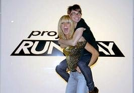 """Project Runway"" Season 4 Finale: Christian Siriano Wins!"