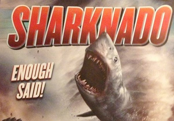 Sharknado – Measuring the Aftermath