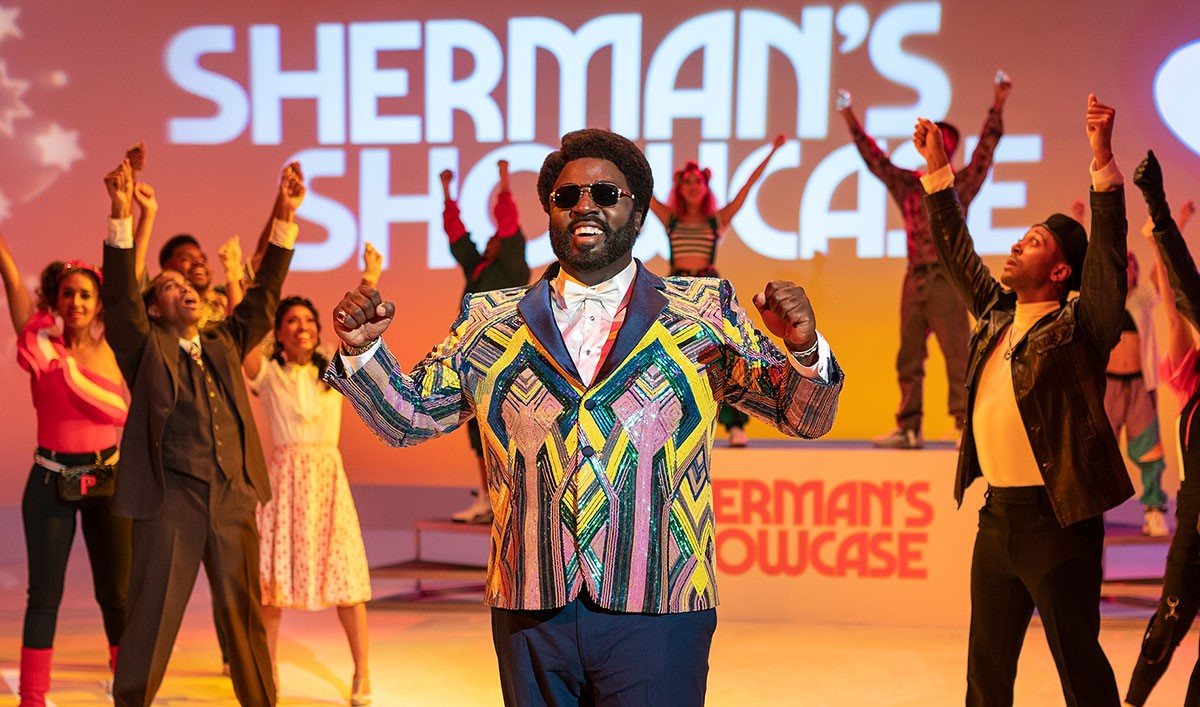 "Cover image for  article: IFC's ""Sherman's Showcase"" Honors Juneteenth with a Black History Month Spectacular … in June"