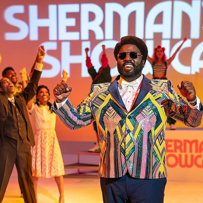 "Preview image for article: IFC's ""Sherman's Showcase"" Honors Juneteenth with a Black History Month Spectacular … in June"