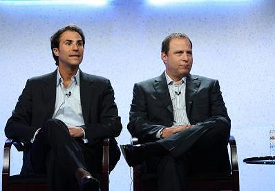 NBC's Ben Silverman and Marc Graboff at TCA: It's All About Cars and Stars - Ed Martin Live at TCA