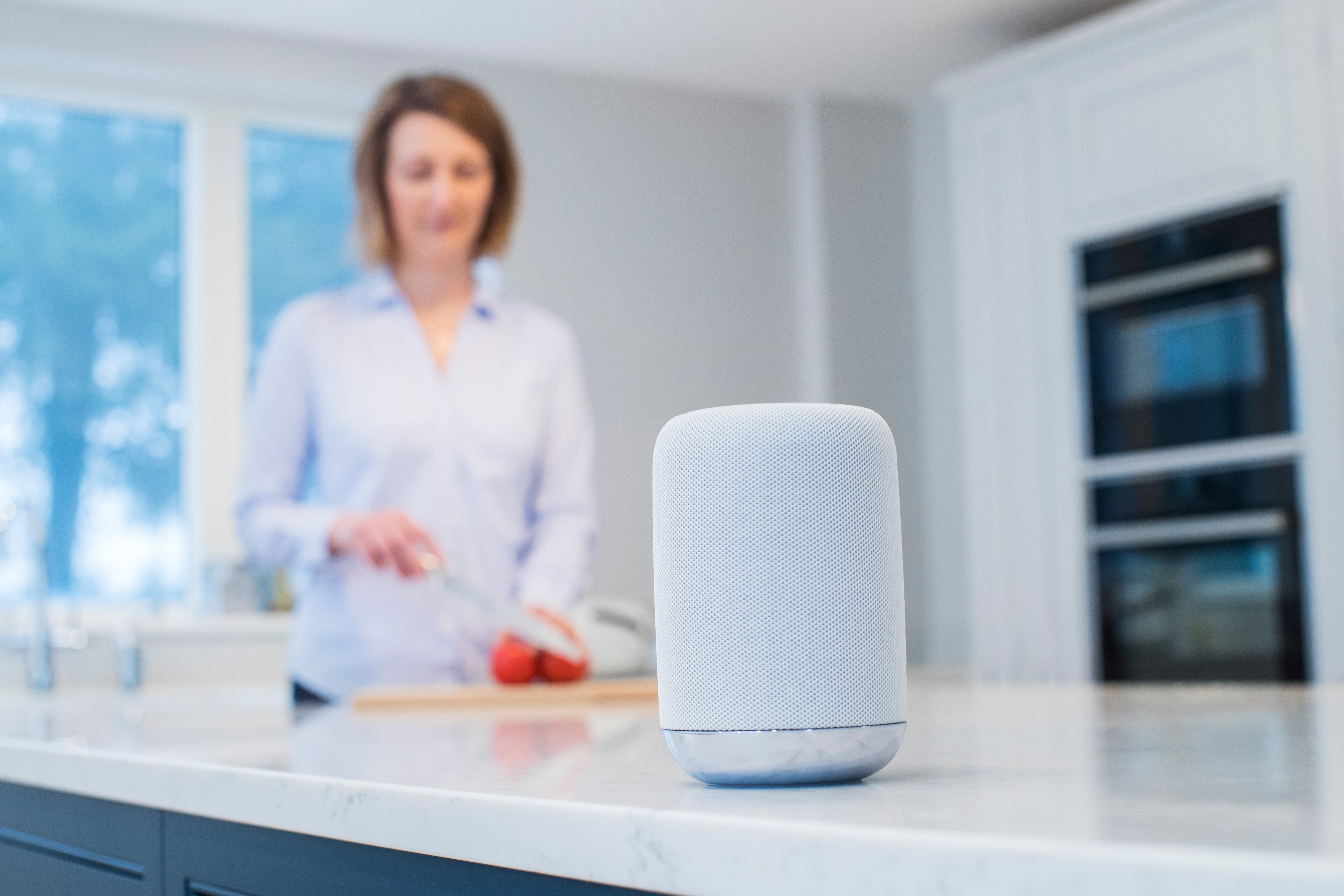 Cover image for  article: Smart Audio Report:  Our Growing Trust of Voice Assistants