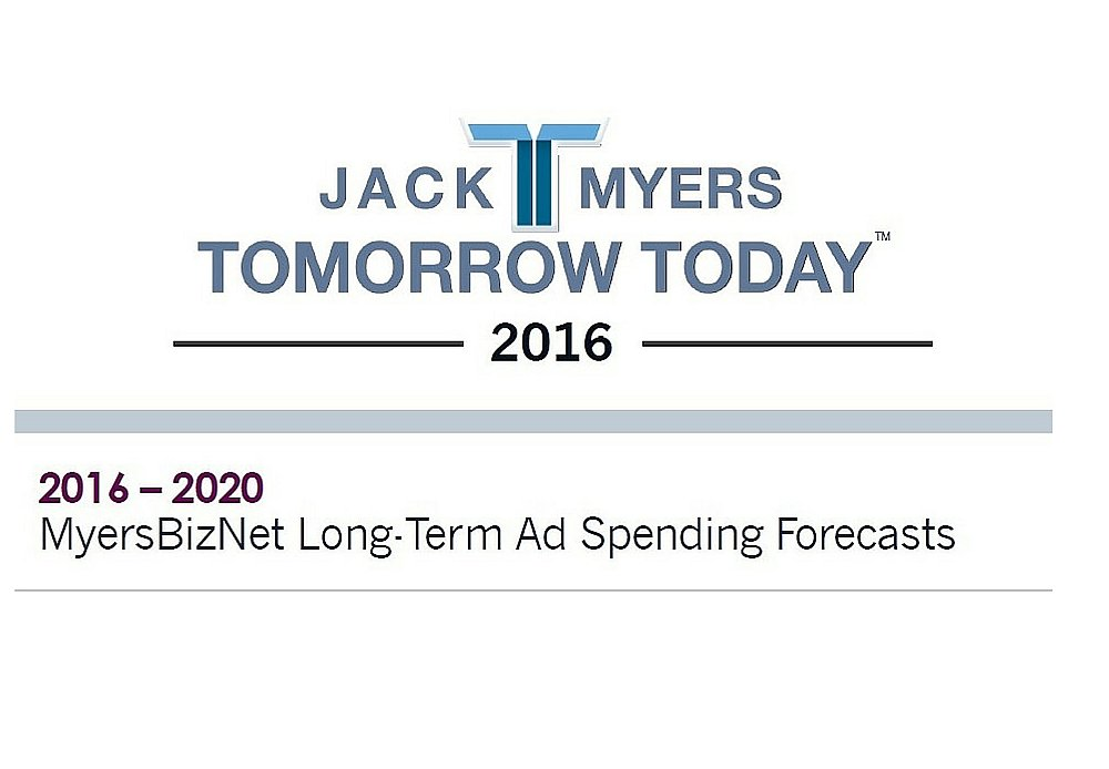 Long-Term Ad Spending Growth Forecast: +5% Annually