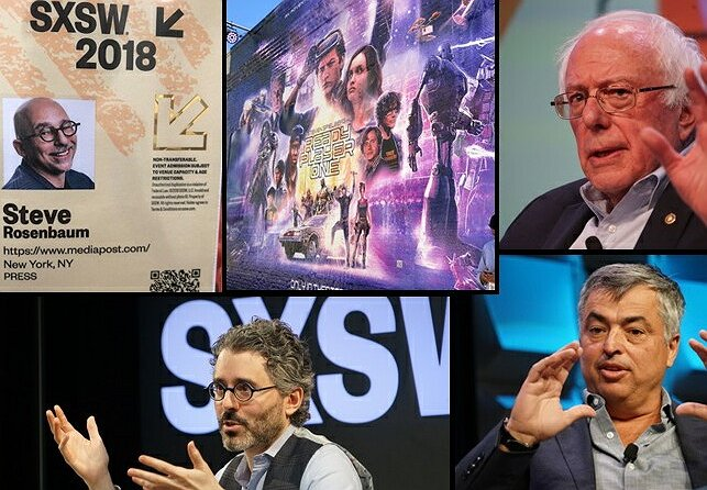 SXSW 2018: Change Is in the Air