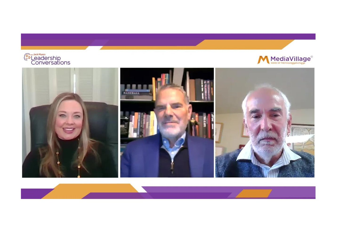 Ford's Lisa Schoder and Jack Myers with Jim Motavalli discuss Being Agile, Setting Goals and Realigning Media Strategies Live Zoom - Watch Now logo