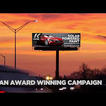 Preview image for article: Kruter Motors' Impact Recognized by Detroit's Auto Community and  Awarded By Advertising Industry Leaders