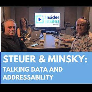Preview image for article: Steuer and Minsky: A Mind Meld on Omnicom, Advanced TV, and Data – Insider InSites Podcast