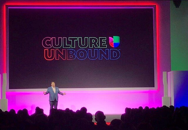 Upfront News and Views: Univision's Deluxe Two-Day, Four-Floor Event