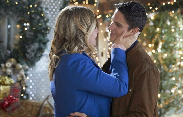 "Cover image for  article: Sean Faris of ""A Veteran's Christmas"" Is the Jimmy Stewart of Hallmark"