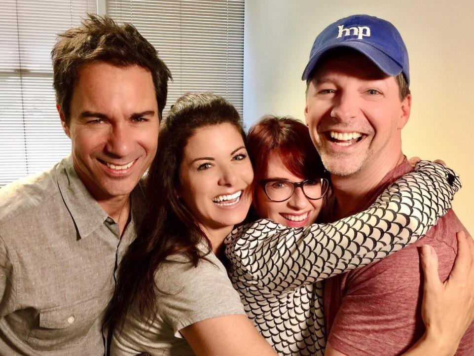 "Cover image for  article: ""Will & Grace"" -- The TV Series that Changed America"