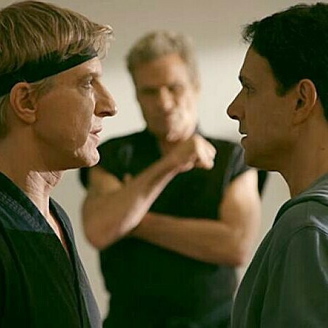 "Preview image for article: Stakes are Raised in Season Two of YouTube's ""Cobra Kai"""