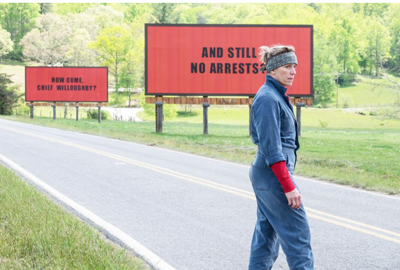 "Cover image for  article: ""Three Billboards"" Replaces Burma-Shave as Top Sequential Billboard Campaign"