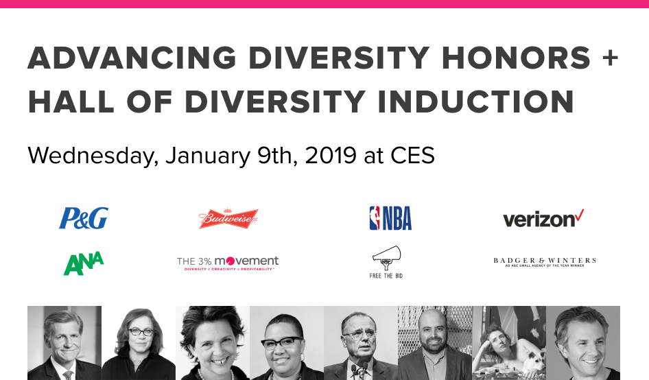 Cover image of Advancing Diversity Hall of Honors channel