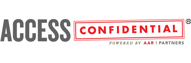Access Confidential logo