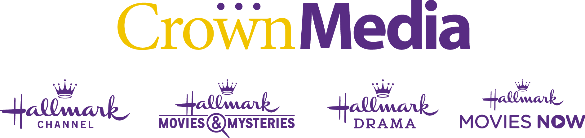 Crown Media logo