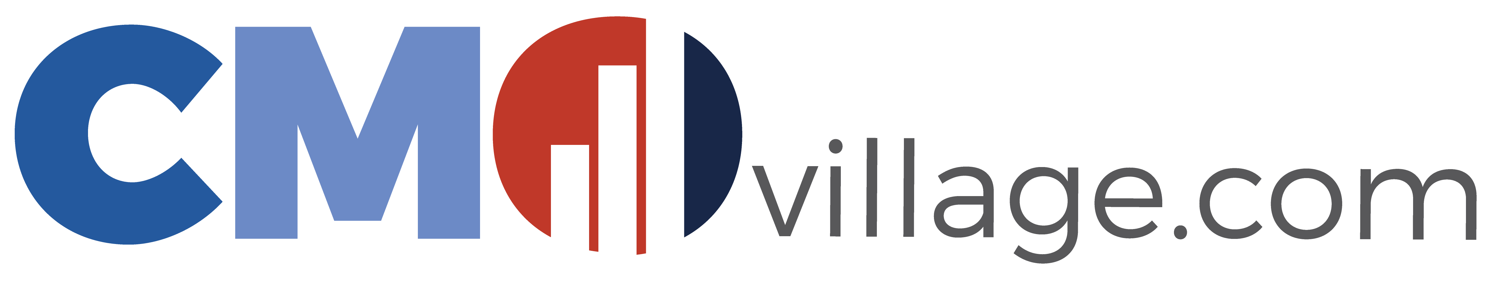 CMO Village logo