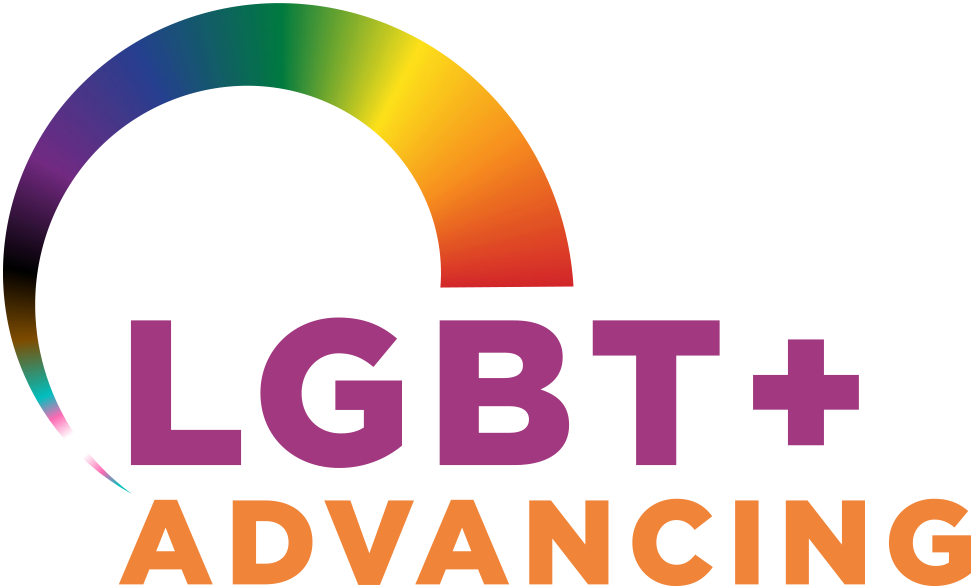 LGBT+ Advancing logo