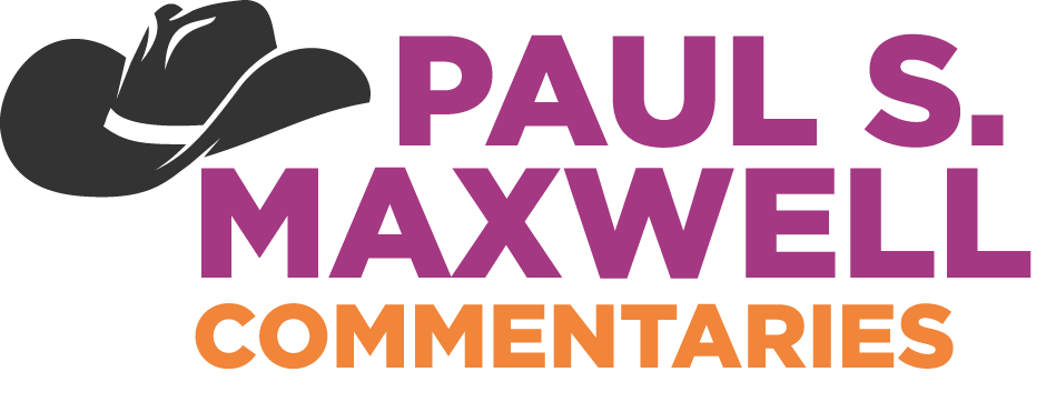Paul Maxwell Report logo