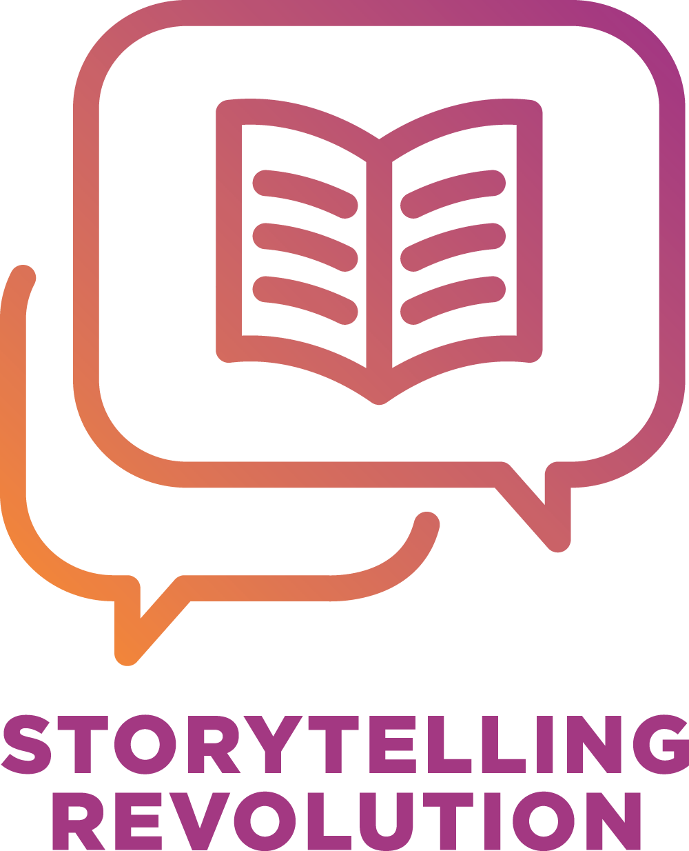 The Storytelling Revolution logo
