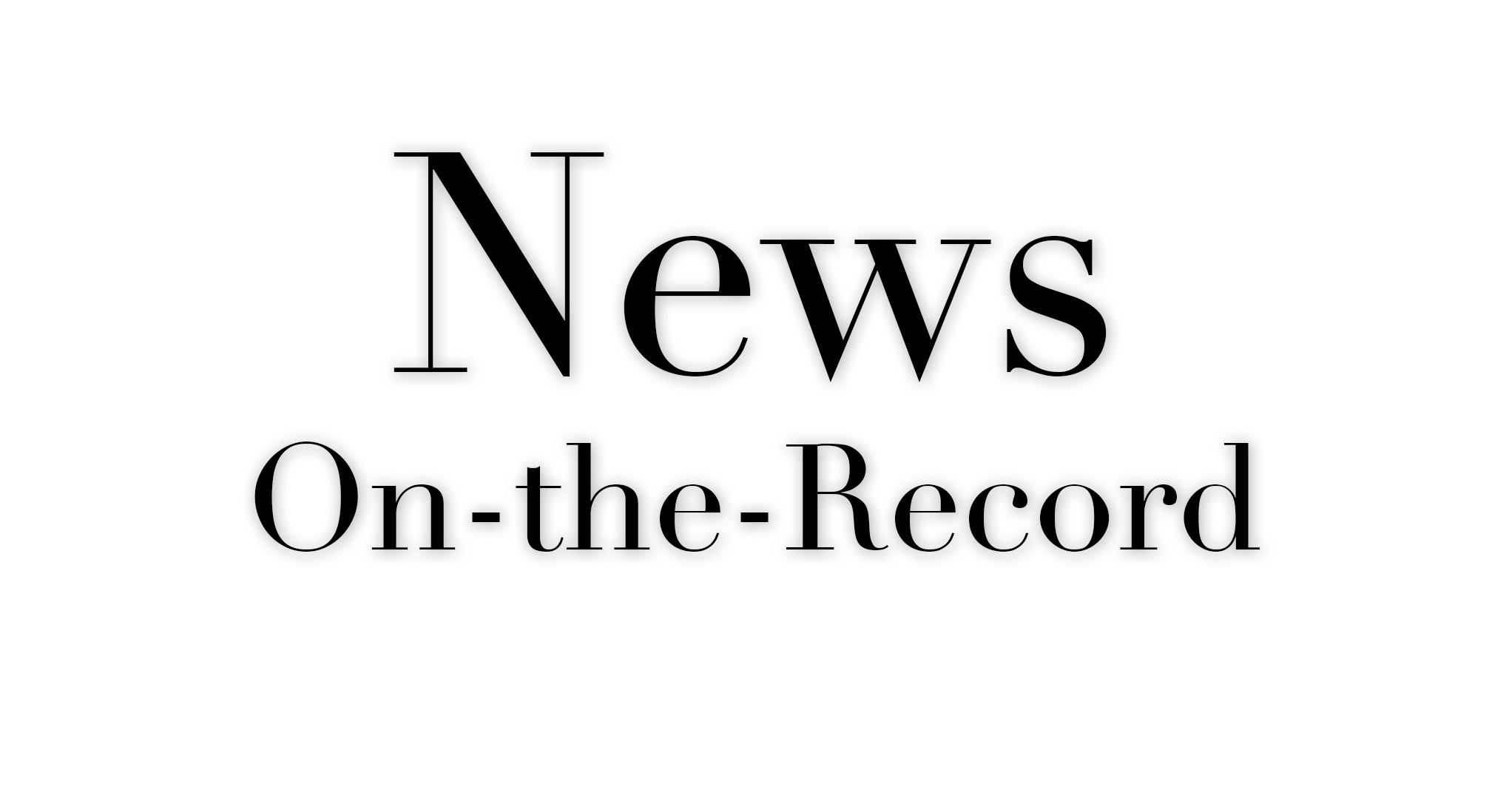 News on the Record logo