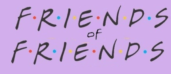 "Friends of ""Friends"" logo"