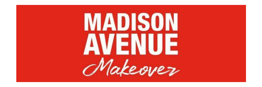 Madison Avenue Makeover logo
