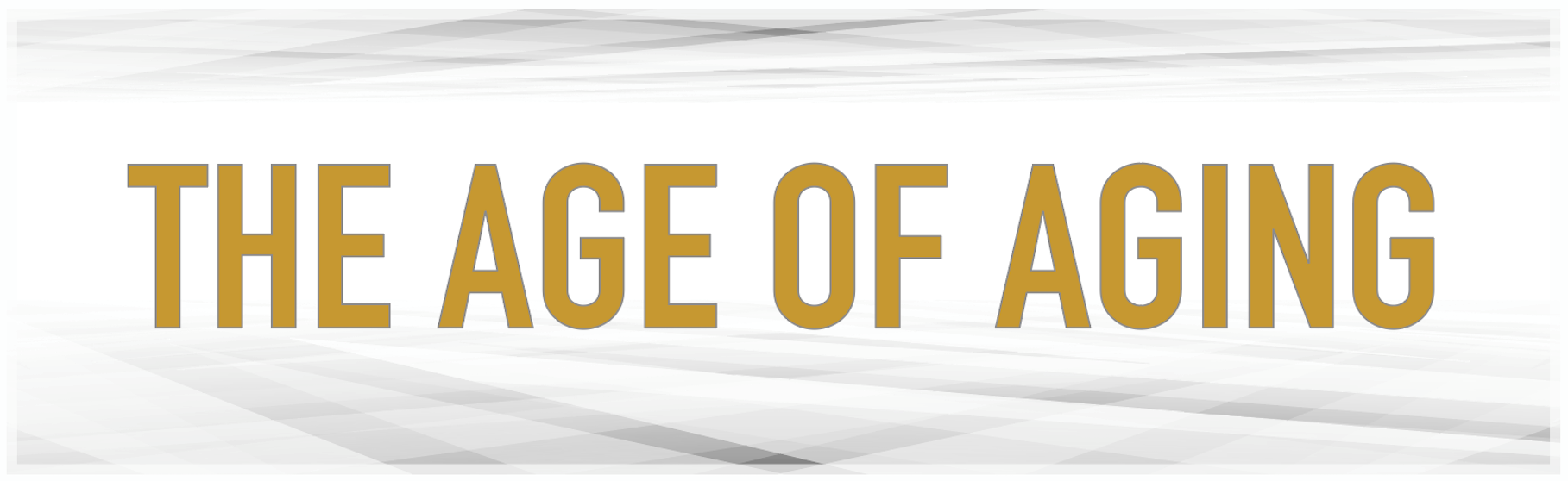 The Age of Aging logo