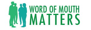 Word-of-Mouth Matters logo