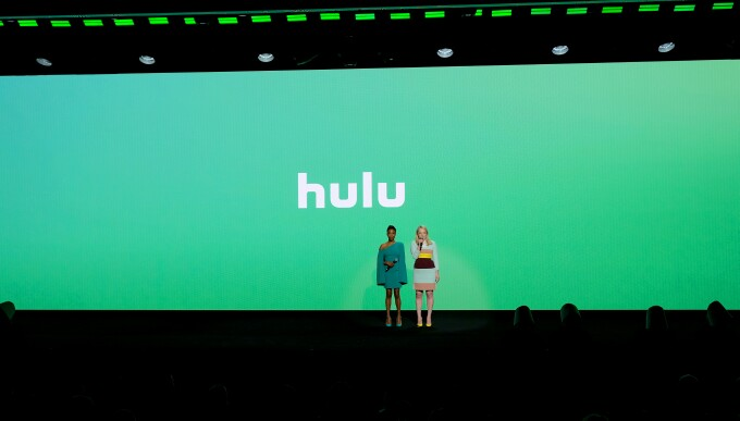 NewFront News and Views: Hulu's Hot