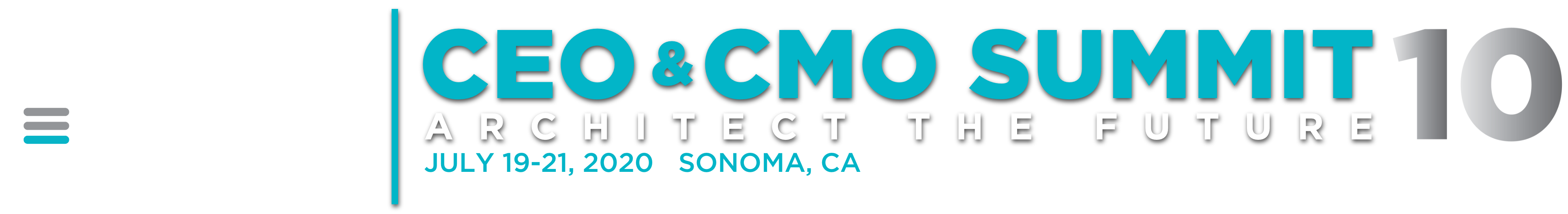 MMA CEO & CMO Summit 10 logo