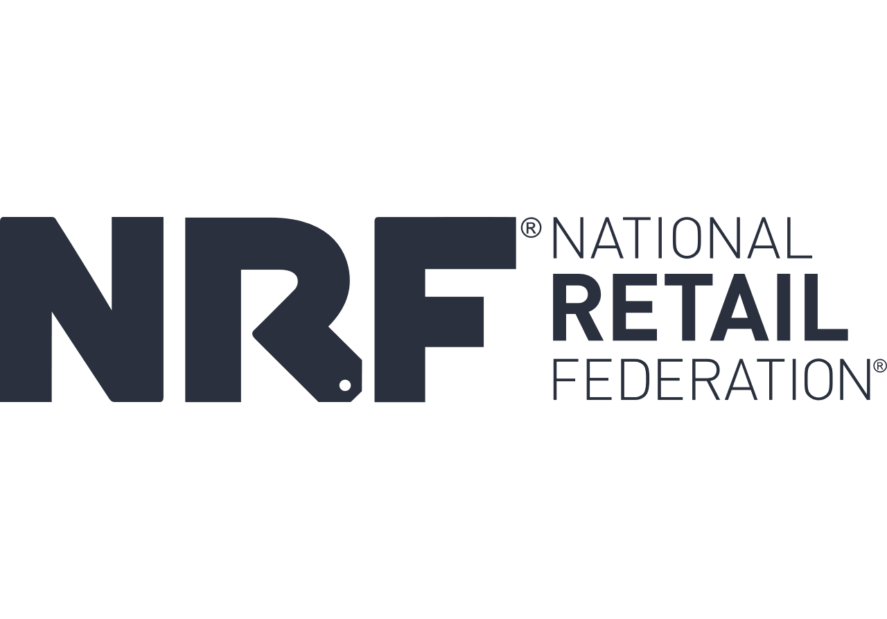 NRF: National Retail Federation logo
