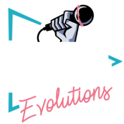 Podcast Movement: Evolutions logo