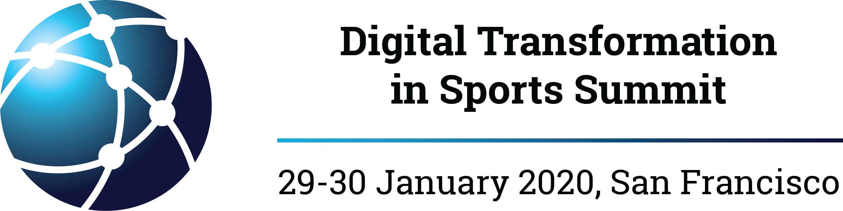 Digital Transformation in Sports Summit logo