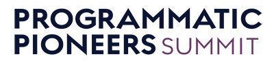 Programmatic Pioneers Summit logo
