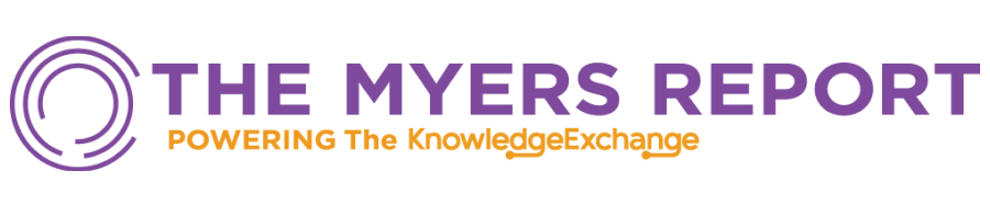 The Myers Report logo